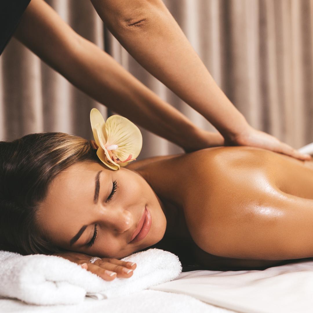 Mix massage art